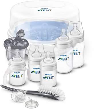 Philips Anti-Colic Bottle Essentials Newborn Starter Set