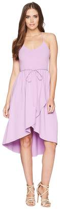 Susana Monaco Cascade Front Dress Women's Dress