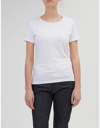 Community Clothing Slim-fit cotton-jersey T-shirt