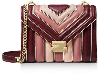 MICHAEL Michael Kors Whitney Large Quilted Convertible Shoulder Bag