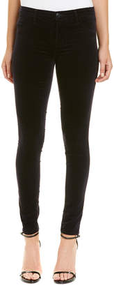 J Brand Twilight Velvet Purple Super Skinny Leg