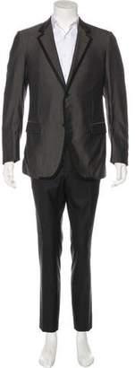 Lanvin Wool & Silk Tuxedo