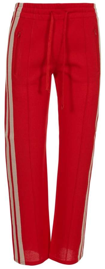 Isabel Marant Contrast Stripe Track Pants