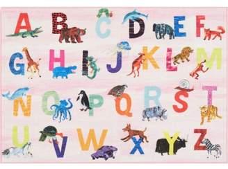 Eric Carle Home Dynamix Alphabet Area Rug