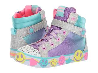 Skechers Twinkle Toes - Smile Lites 10961L Lights (Little Kid/Big Kid)