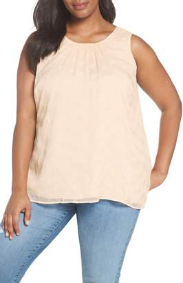 Vince Camuto Eyelet Blouse