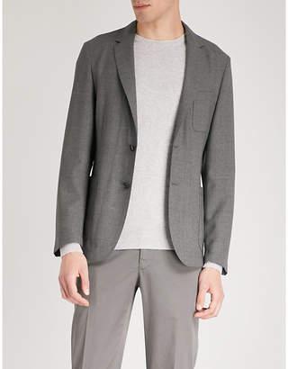 BOSS Regular-fit wool suit jacket