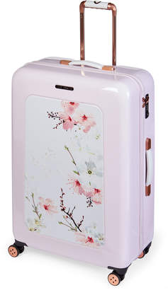 "Ted Baker 31"" Pink Cherry Blossom Upright Spinner"
