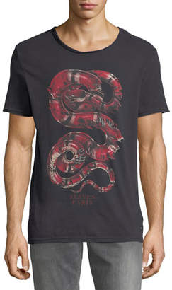 Eleven Paris Men's Snake Graphic T-Shirt