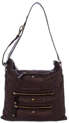 Tod's Nylon & Leather Bag