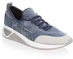 Diesel S-KBY Denim Sneakers