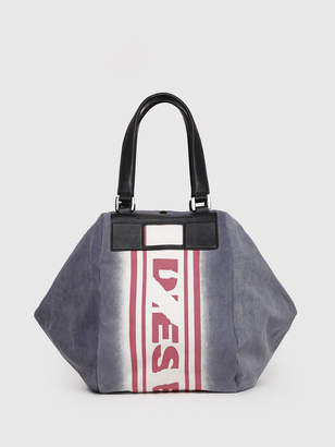 Diesel Shopping and Shoulder Bags P0416 - Blue
