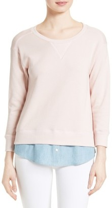 Women's Soft Joie Javiera Layer Look Top $178 thestylecure.com