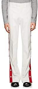 Calvin Klein Men's Cotton Tear-Away Trousers - White