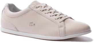 Lacoste Women's Rey Lace Leather Sneakers