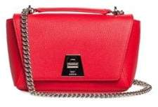 Akris Small Anouk Leather Crossbody Bag