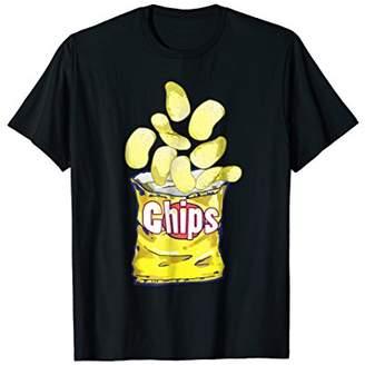 DAY Birger et Mikkelsen Game Potato Chips tshirt
