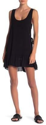 Elan International Flair Scoop Neck Dress