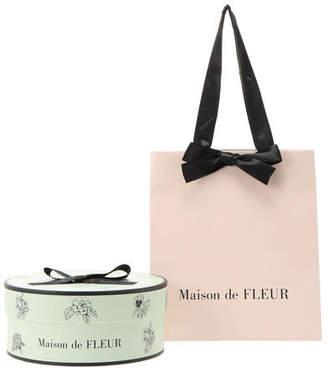 Maison de Fleur (メゾン ド フルール) - ギフト袋 ギフトBOX M【Maison de FLEUR】ミント