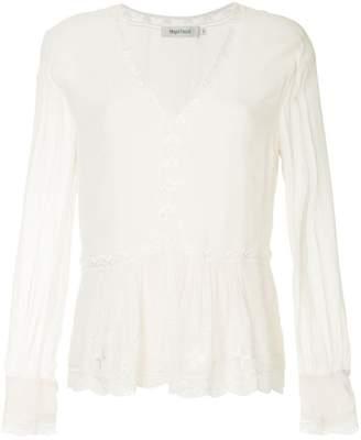 5b9a5271b0d724 White Bohemian Blouse - ShopStyle