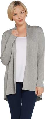 Vince Camuto Open Front Long Sleeve Cardigan