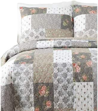 Jessica Simpson Floribunda Cotton Quilt Set