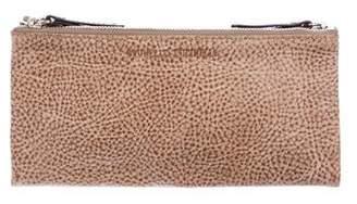 Brunello Cucinelli Leather Zip Wallet