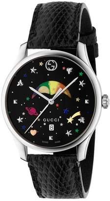 Gucci G-Timeless 36mm watch