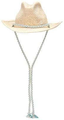 Maison Michel Austin straw hat