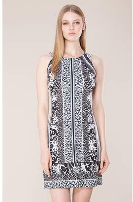 Hale Bob Donata Sleeveless Jersey Dress