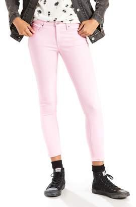 Levi's Levis Women's 711 Ankle Skinny Jeans