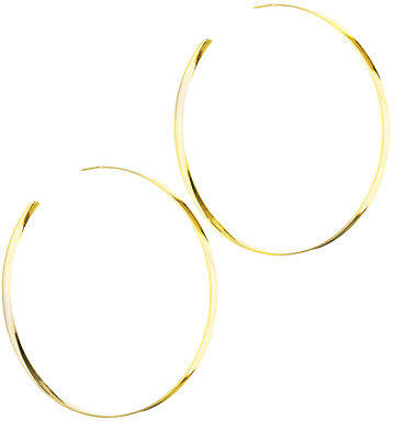Lana Wide Mega Hoop Earrings