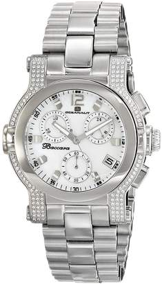 Oceanaut OC0726 Silver Steel Bracelet & Case Mineral Women's Watch