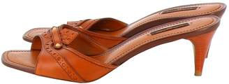 Louis Vuitton Other Leather Sandals