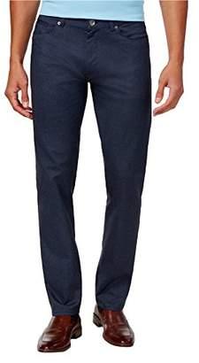 Calvin Klein Jeans Calvin Klein Men's Slim Fit 5-Pocket Herringbone Tweed Pant