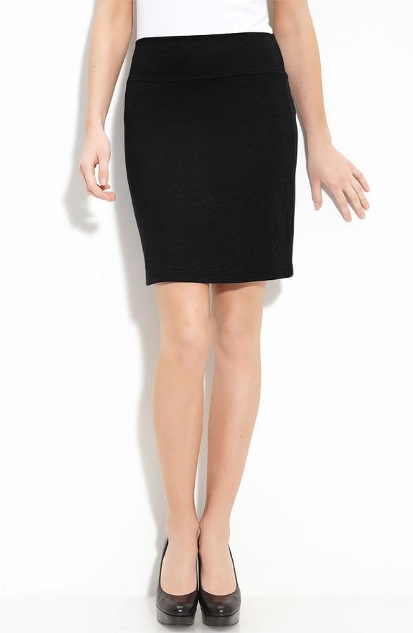 Bobeau Knit Skirt