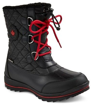 CougarStorm by Cougar Women's Baltic Waterproof Quilted Boots