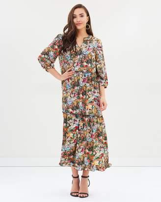 Only Masja Midi Dress