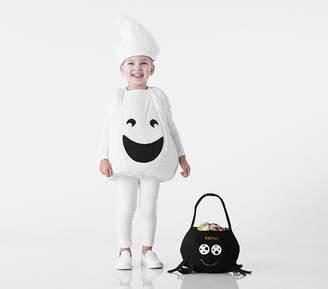 Pottery Barn Kids Light Up Ghost Puffy Treat Bag
