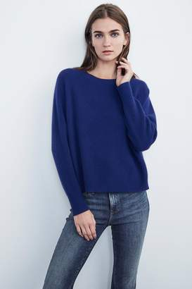 Velvet by Graham & Spencer MARIAN CASHMERE RAGLAN SWEATER
