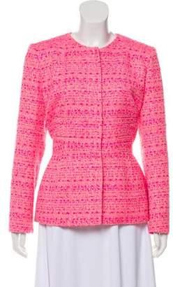 Giambattista Valli Tweed Jacket