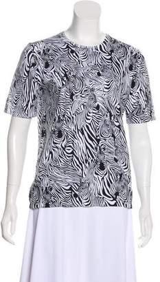 Michael Kors Knit Printed Top w/ Tags
