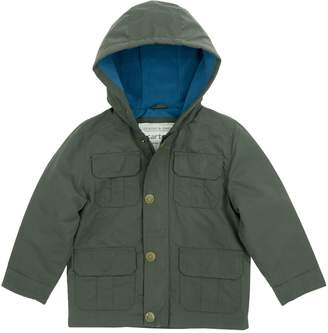 Carter's Baby Boy Midweight Hooded Jacket