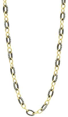 "Freida Rothman Two-Tone Chain Necklace, 18"" - 100% Exclusive"