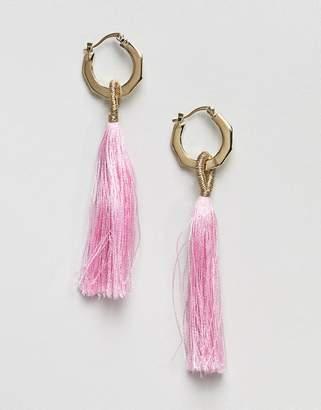 Pieces Long Tassle Earring
