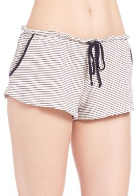 Eberjey Striped Shorts $51 thestylecure.com