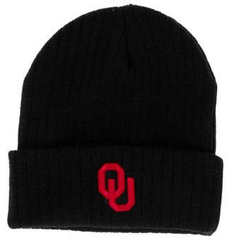 separation shoes 1dc6b 23bec Top of the World Oklahoma Sooners Campus Cuff Knit Hat