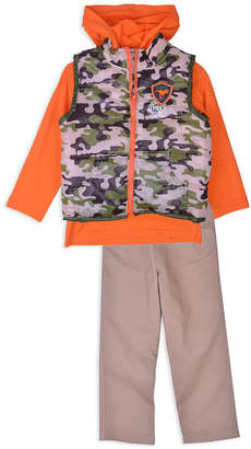 Asstd National Brand 3-pc. Vest & Pant Set