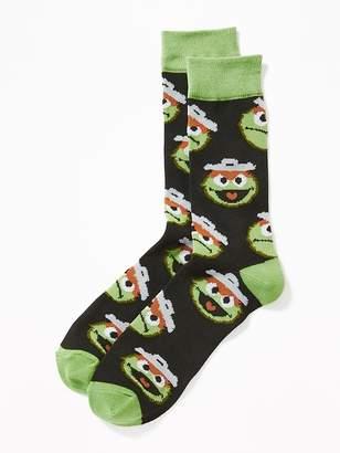 Old Navy Sesame Street® Oscar the Grouch Socks for Men