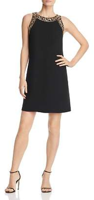 Aidan Mattox Embellished Shift Dress - 100% Exclusive